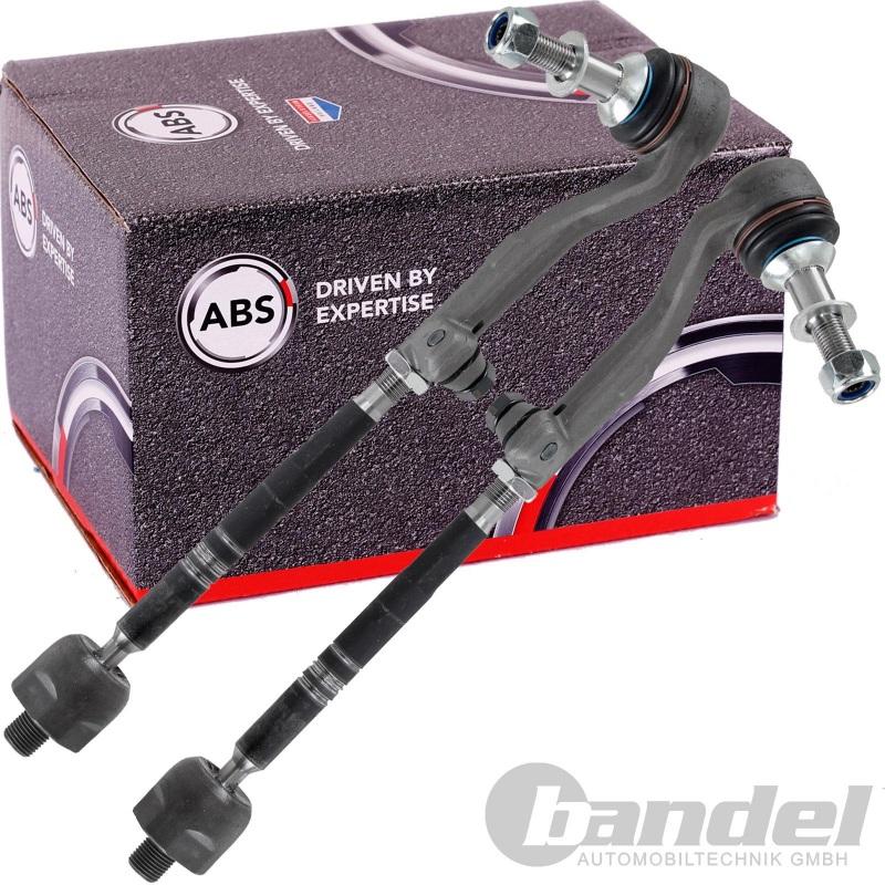 2x ABS SPURSTANGE VORNE LINKS/RECHTS BMW 1er F20 F21 2er 3er F30 F31 4er