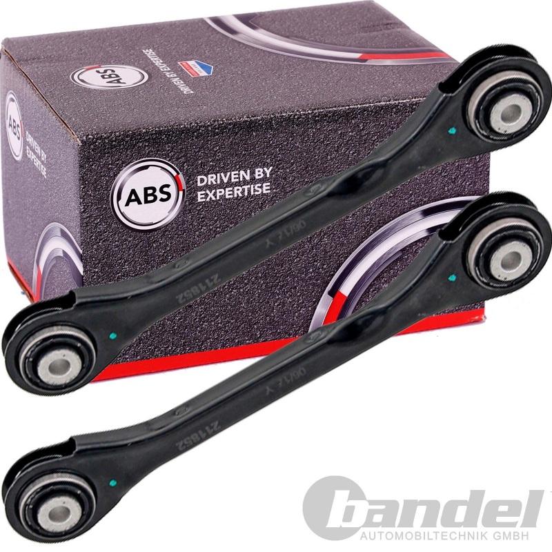 2x ABS QUERLENKER HINTERACHSE LINKS/RECHTS UNTEN AUDI A4 B8 A5 A6 A7 A8 Q5