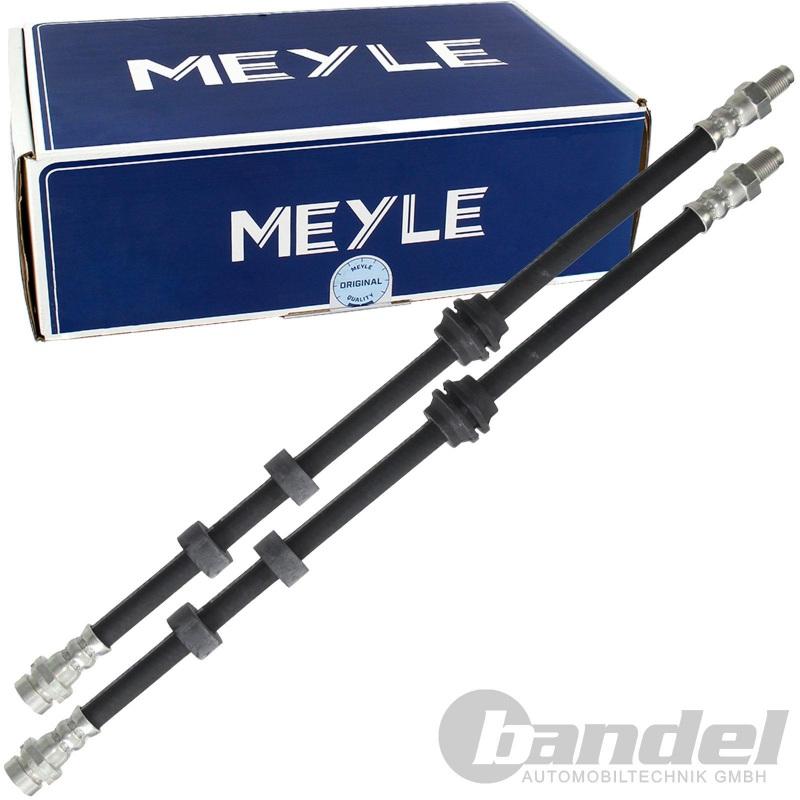 2x MEYLE BREMSSCHLAUCH HINTEN MERCEDES M-KLASSE W164 GL-KLASSE X164