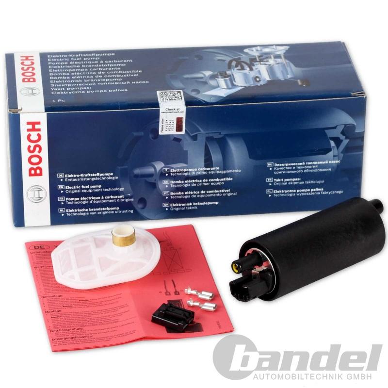 bosch kraftstoffpumpe 0580314097 benzinpumpe 12v opel. Black Bedroom Furniture Sets. Home Design Ideas