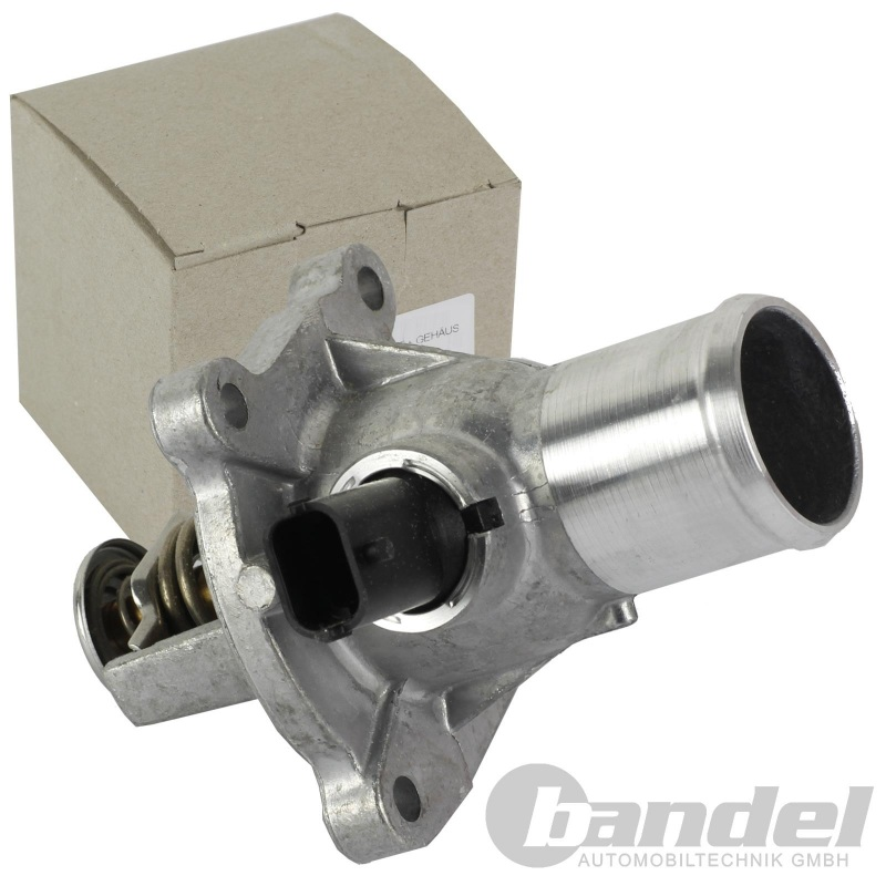 Thermostatgehäuse Kühlmittel Flansch Dichtung für OPEL VECTRA C CARAVAN 1.6 1.8