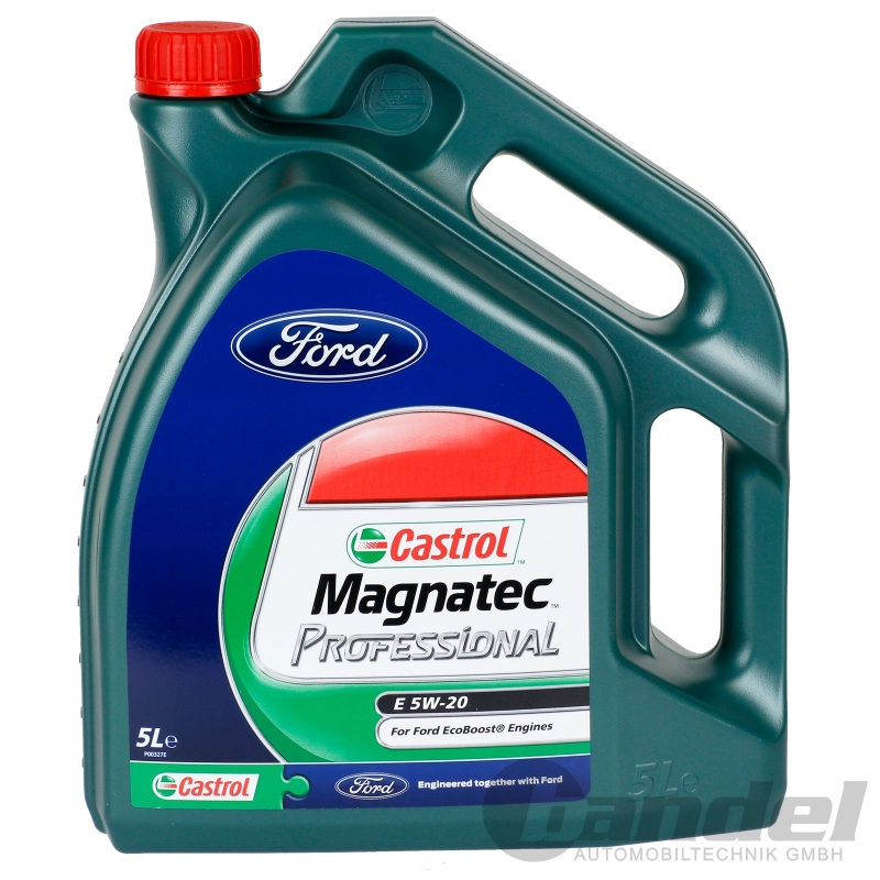 5l castrol magnatec pro e5w20 ecoboost ford l wss m2c948 b. Black Bedroom Furniture Sets. Home Design Ideas