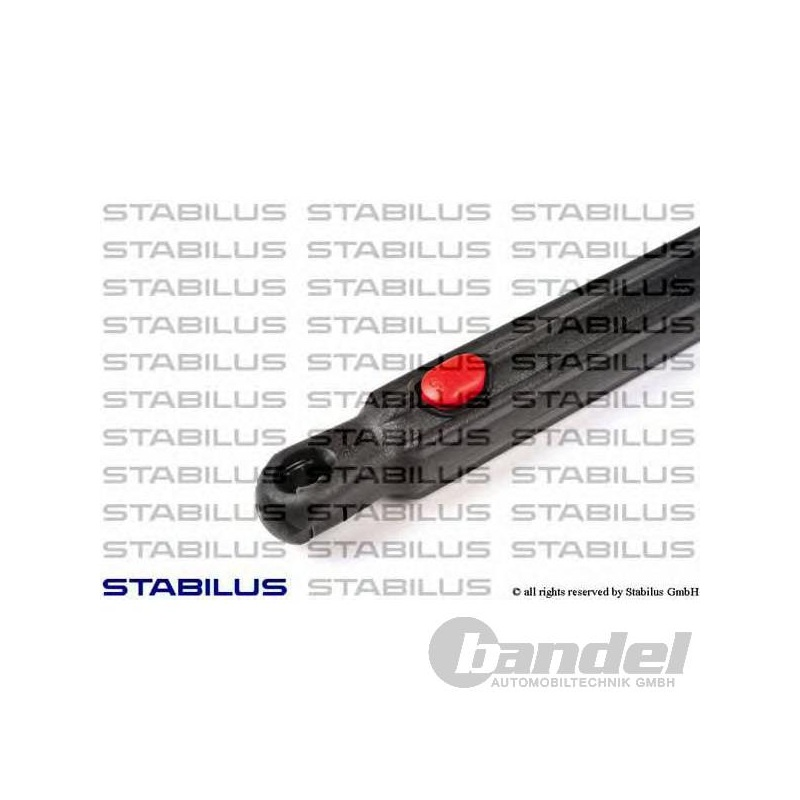 1 Gasfeder Motorhaube STABILUS 457942 //// LIFT-O-MAT® passend für MERCEDES-BENZ