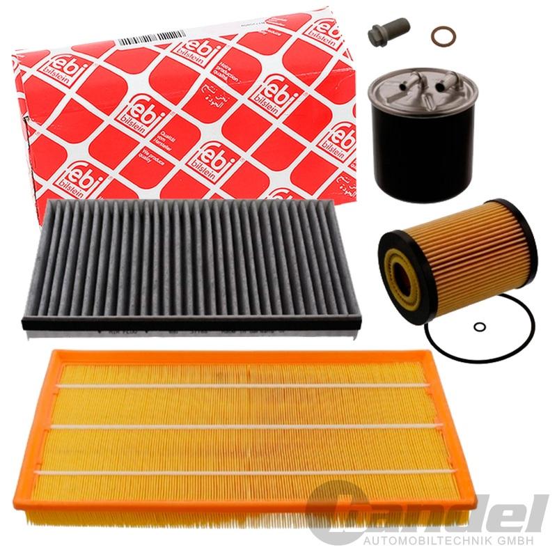febi inspektionspaket mercedes viano vito w639 3 0 cdi. Black Bedroom Furniture Sets. Home Design Ideas
