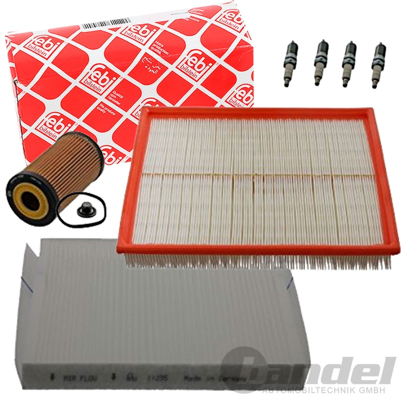 Set S Luftfilter+Ölfilter Inspektionspaket OPEL