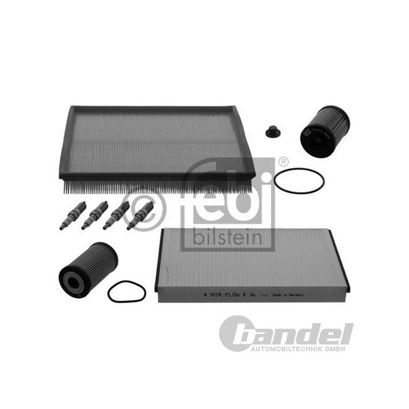 Inspektionskit Filterpaket Filterset Opel Astra GTC J 1.8 H 1.2 1.4 1.6 1.8