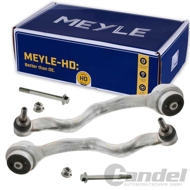 4x Meyle Querlenker BMW 1er F20,2er,3er F30,4er F32  für vorne links und rechts