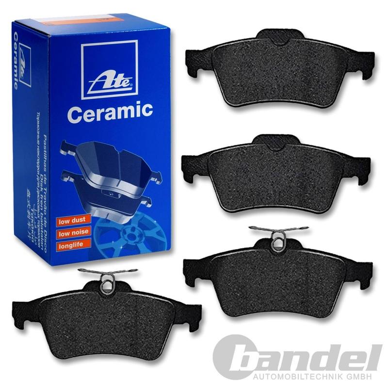 ATE Ceramic Bremsbeläge hinten Ford Mazda Opel Saab Volvo