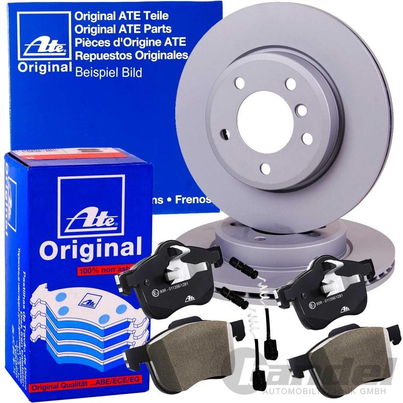 Kit Bremsscheiben und Bremsbeläge vorne hinten ABS MERCEDES SPRINTER 211 210
