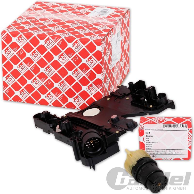 FEBI 32342 Steuergerät Steuereinheit Automatikgetriebe Ölfilter Mercedes C E