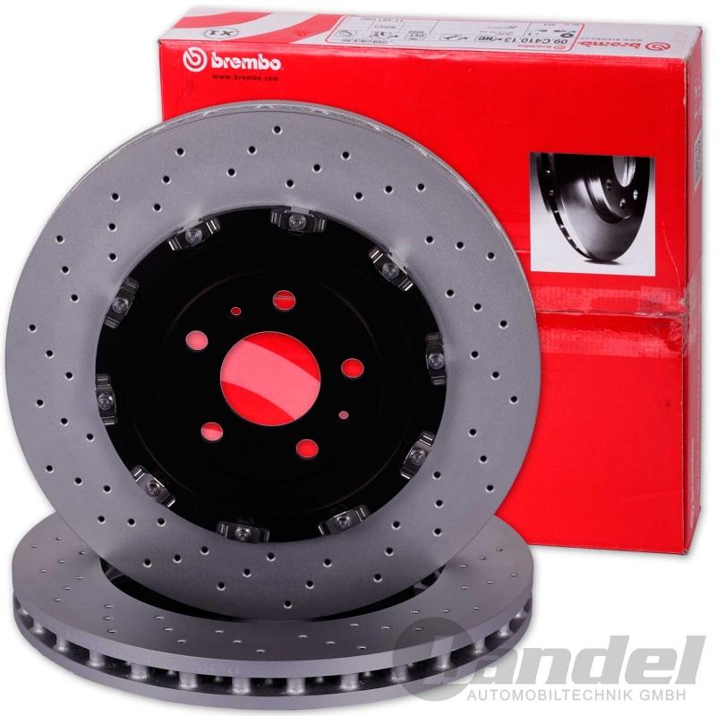 brembo 2 teilige bremsscheiben 365mm vorne audi a4 b7 rs4. Black Bedroom Furniture Sets. Home Design Ideas