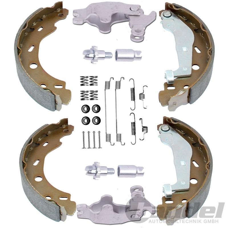 Bremsbeläge vorne für Mercedes CLS C216 C219 S221 S-Klasse W211 SL 500 R230