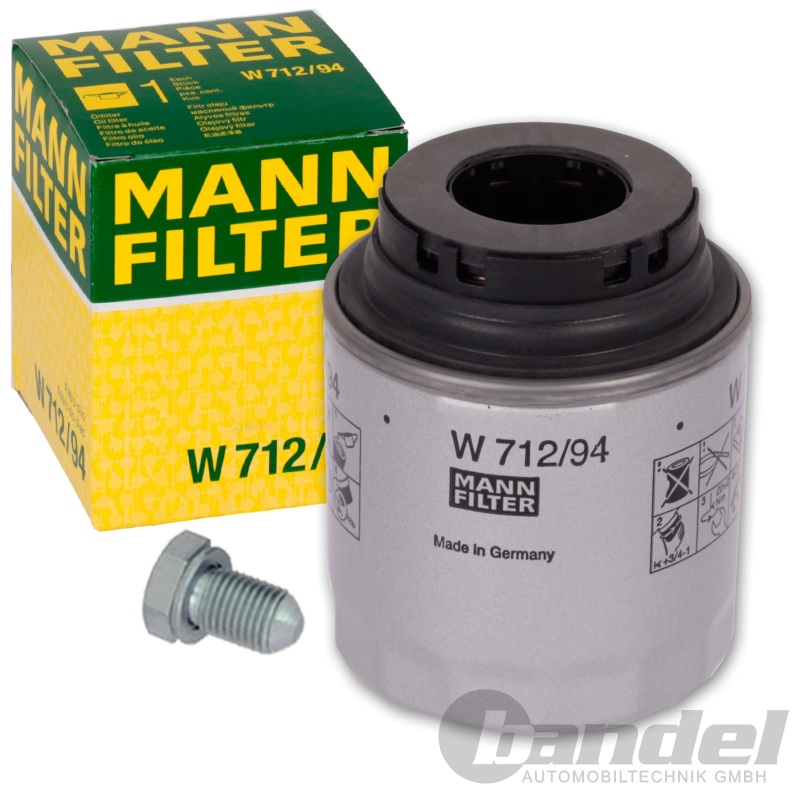 mann lfilter motor lfilter 1 2 1 4 tsi tfsi vw touran. Black Bedroom Furniture Sets. Home Design Ideas