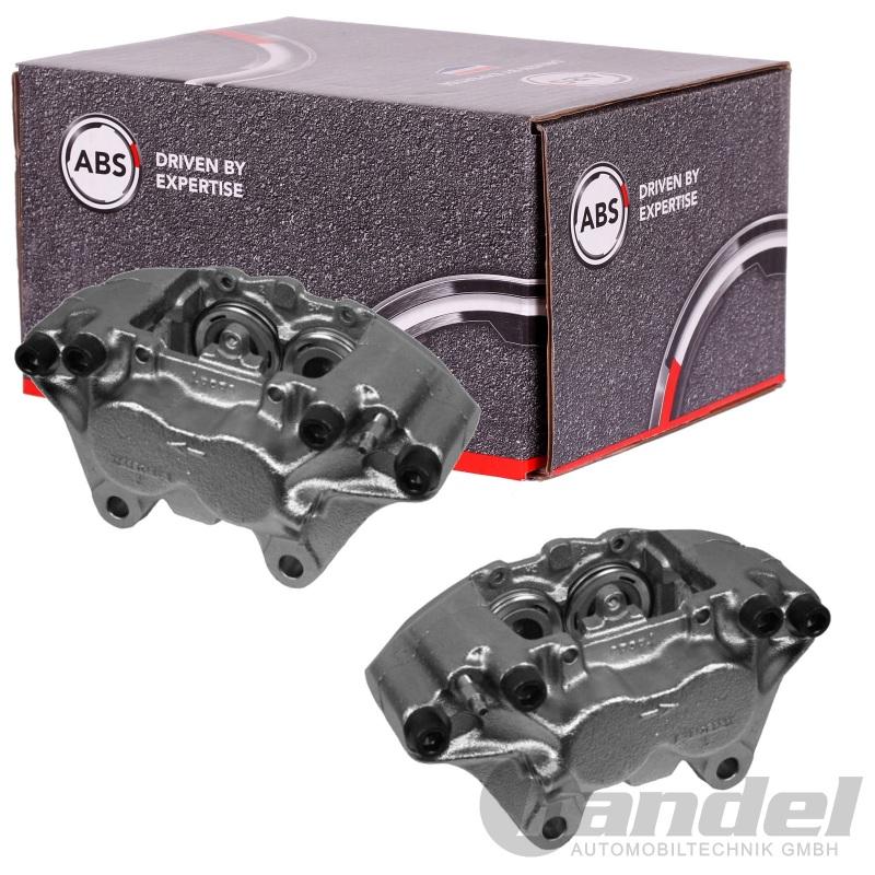 4 Bremsbeläge MERCEDES E-Klasse W124 400 E 420 vorne  320 mm 2 Bremsscheiben