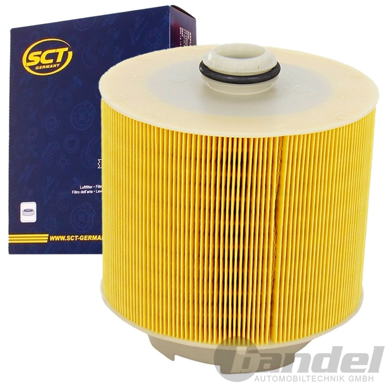 ORIGINAL AUDI LUFTFILTER A6 4F C6 2.4 2.8 3.0 3.2 V6 4.2 V8 Benziner 4F0133843