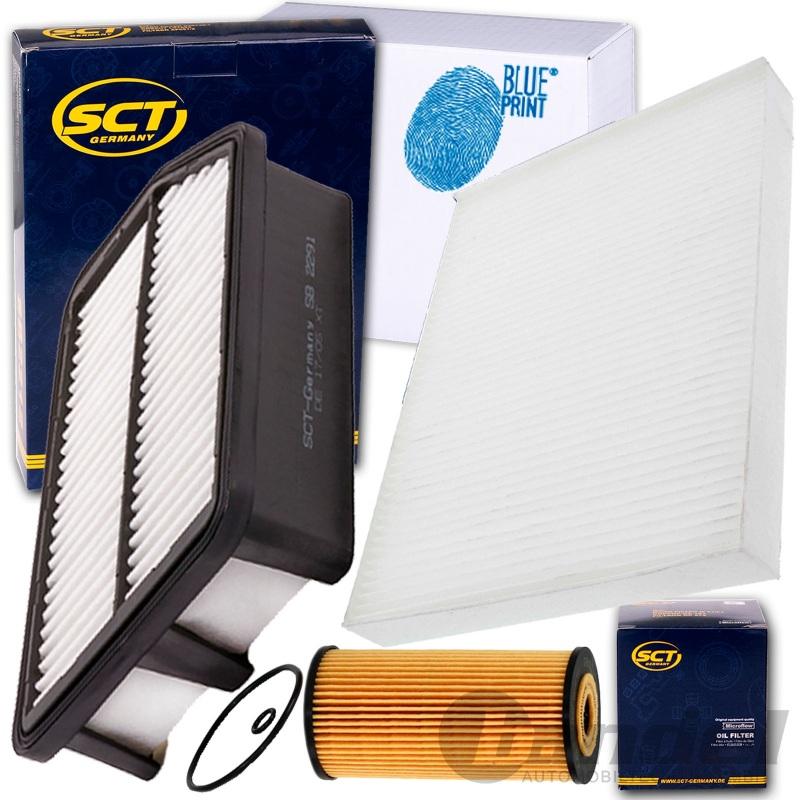 filter set satz inspektionskit 2 0 crdi hyundai ix35 lm el. Black Bedroom Furniture Sets. Home Design Ideas