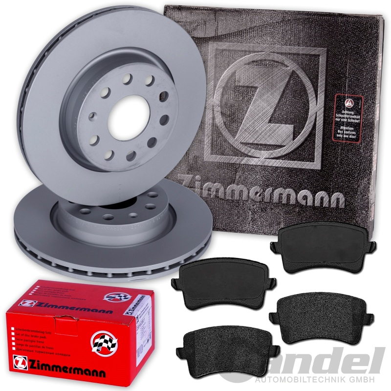 zimmermann bremsscheiben 330mm bel ge hinten audi a4 8k. Black Bedroom Furniture Sets. Home Design Ideas