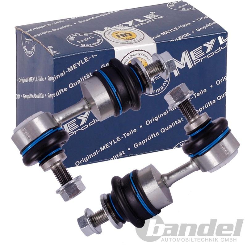2x Koppelstange Stange Strebe Stabilisator Ford Mondeo III 3 Hinterachse Hinten