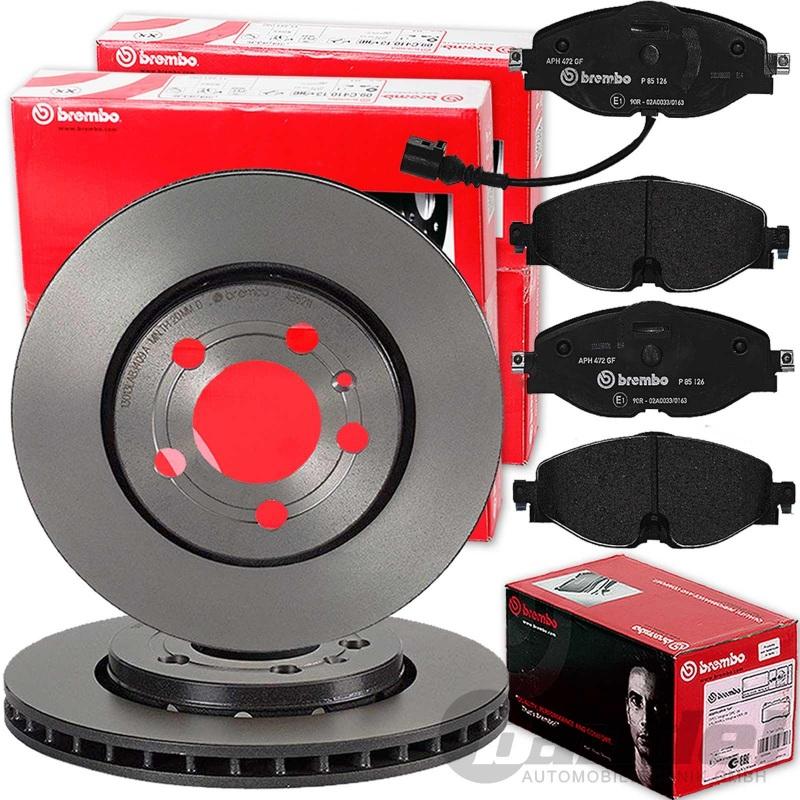 brembo bremsscheiben 340mm bel ge vorne vw golf 7 audi. Black Bedroom Furniture Sets. Home Design Ideas