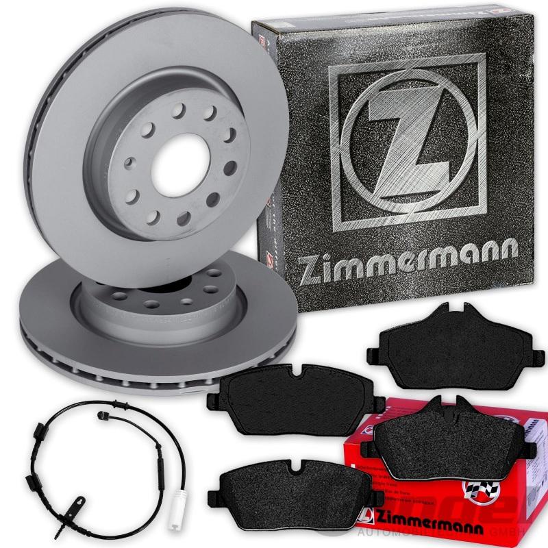 Bremsbeläge MINI R56 R57 R55 R58 R59 vorne Zimmermann SPORT Bremsscheiben