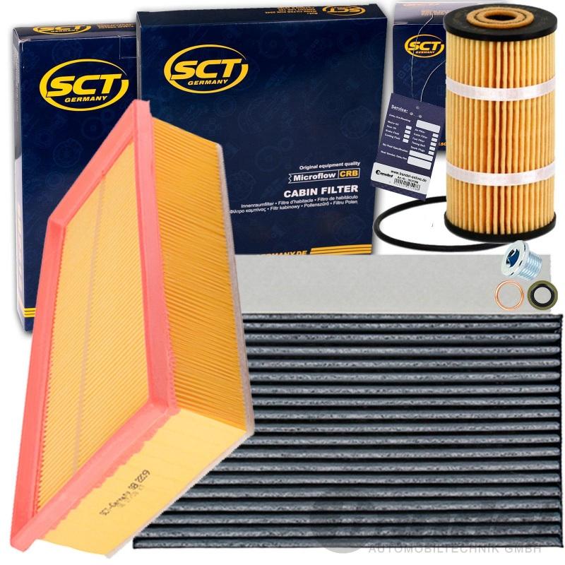 Scenic III 1.6dCi 130 PS Inspektionskit Filterpaket Filterset Renault Grand