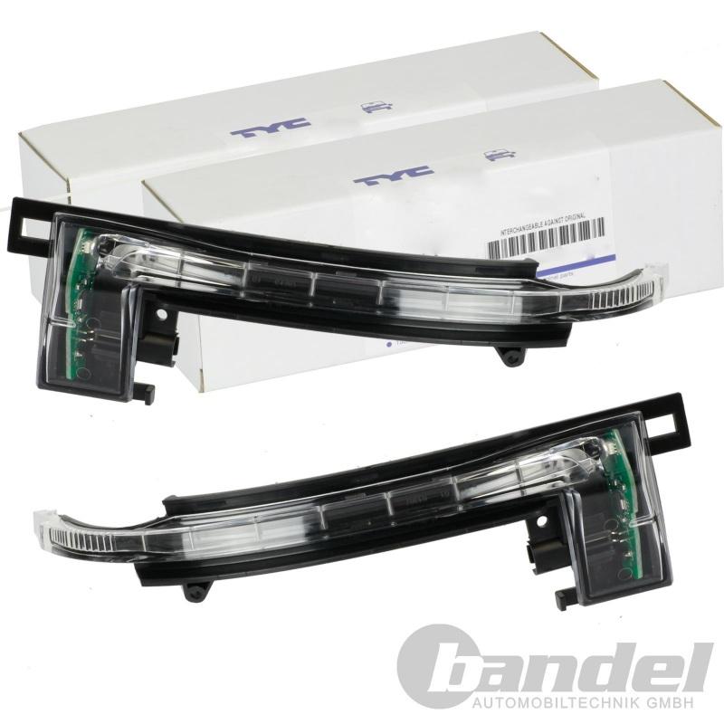 TYC BLINKLEUCHTE LED LI+RE AUßENSPIEGEL AUDI A3 (8P) A4 + AVANT (B8) A5 (8T3)