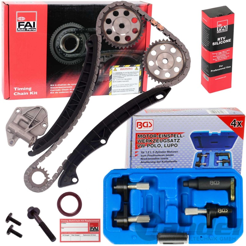 Lupo Motor-Einstell-Werkzeugsatz VW Polo