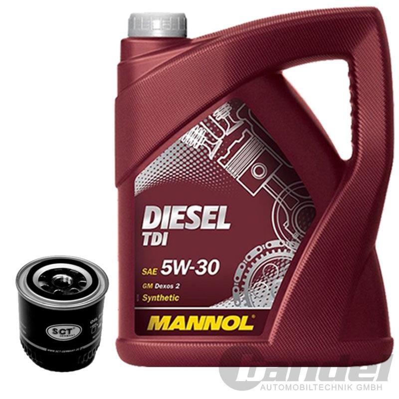 lfilter sm136 5 liter motor l mannol diesel tdi sae 5w. Black Bedroom Furniture Sets. Home Design Ideas