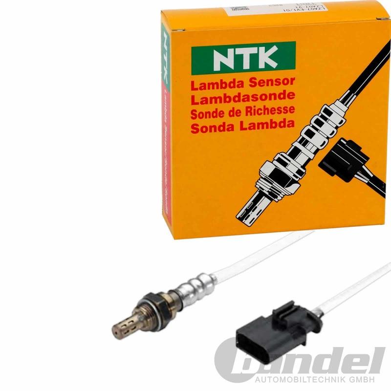 Für MINI Mini R50 R53 Neu Lambdasonde mit Stecker R52