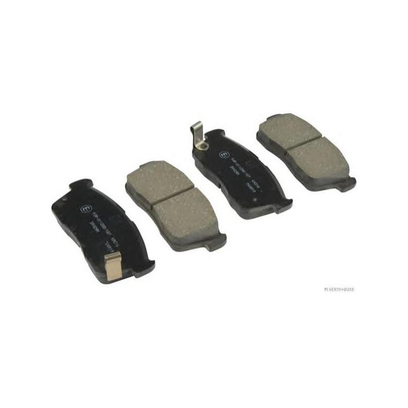 HERTH+BUSS J3668009 ZUBEHÖR-SATZ für Bremsbeläge für VORNE Daihatsu Mitsubishi