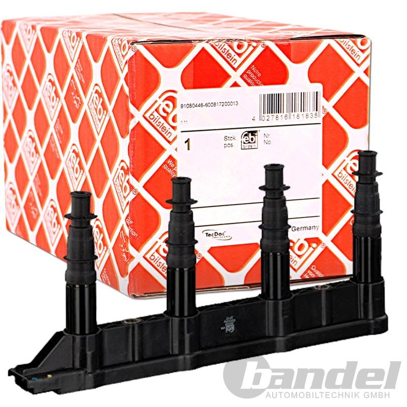 febi z ndspule z ndmodul citroen c2 3 4 i peugeot 1007 206. Black Bedroom Furniture Sets. Home Design Ideas