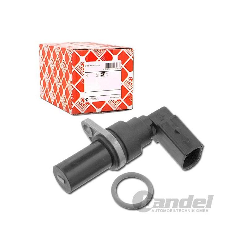 febi kurbelwellensensor sensor kurbelwelle bmw e46 330d e39 525d 530d e38 730d. Black Bedroom Furniture Sets. Home Design Ideas