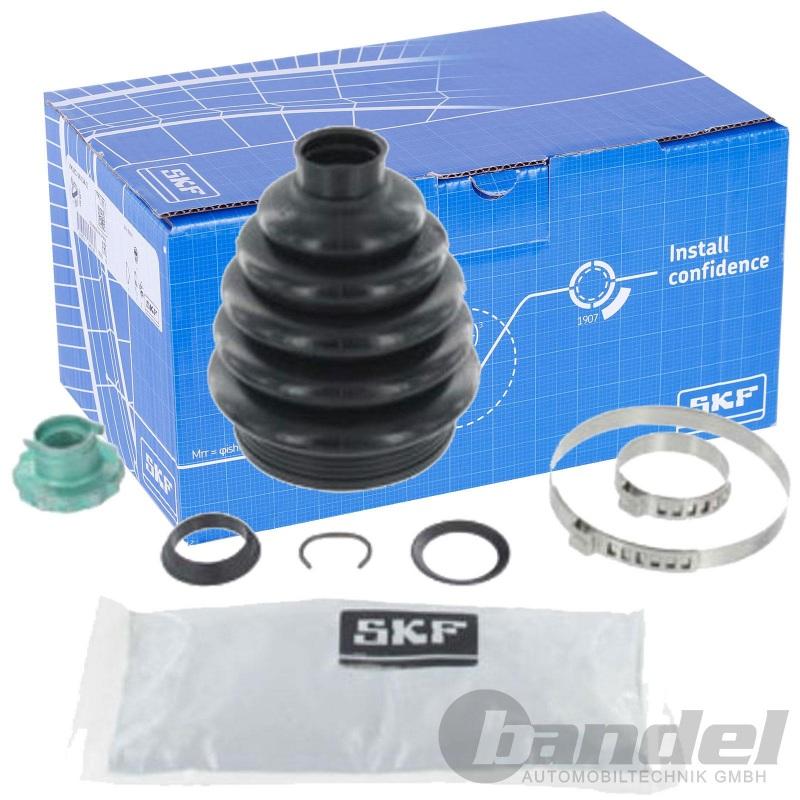 Antriebswelle für Radantrieb Vorderachse SKF VKJP 3158 R Faltenbalgsatz