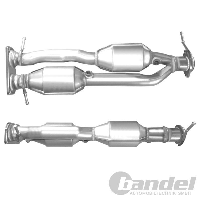 KATALYSATOR KAT ALFA ROMEO 156 2.5 V6 24V 141kw einbaufertig