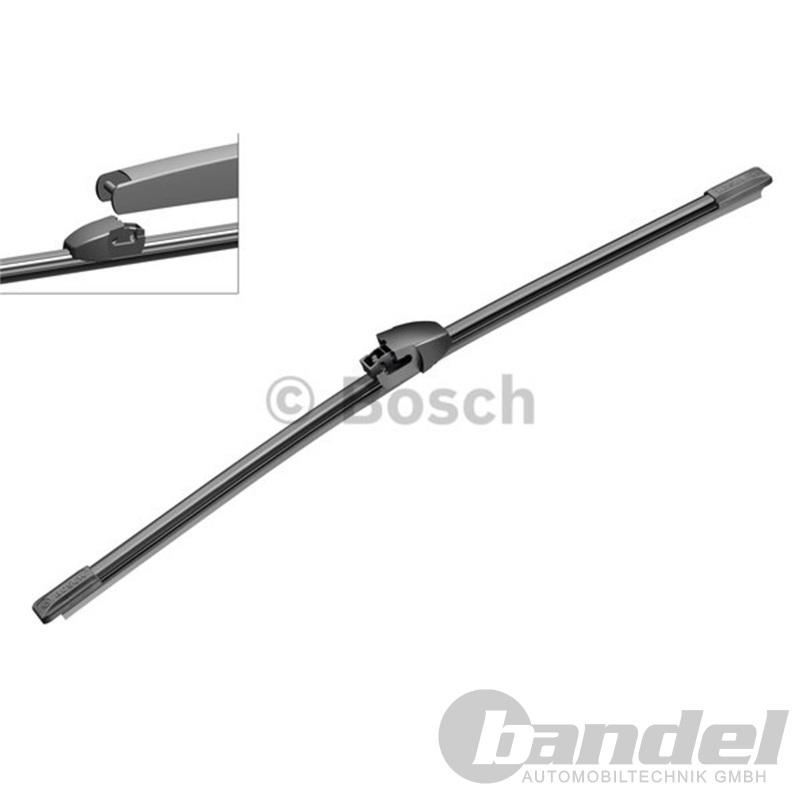 Bosch Scheibenwischer Vorne Hinten für VW Touran 1T1|A950S A400H