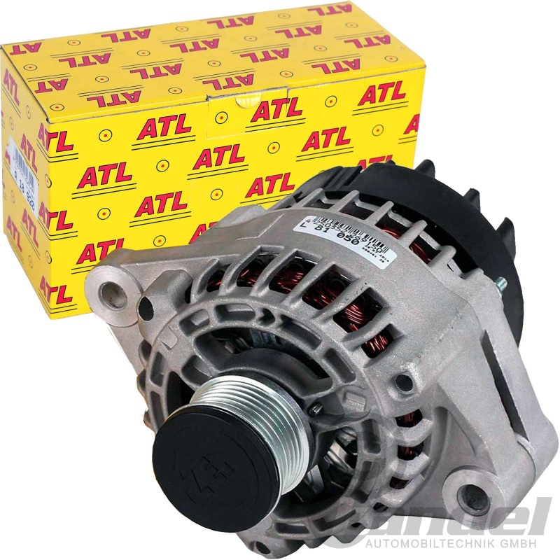 ATL LICHTMASCHINE 90 A AUDI A2 A3 A4 TT VW T4 PASSAT 3B POLO GOLF 3 4 5 CADDY