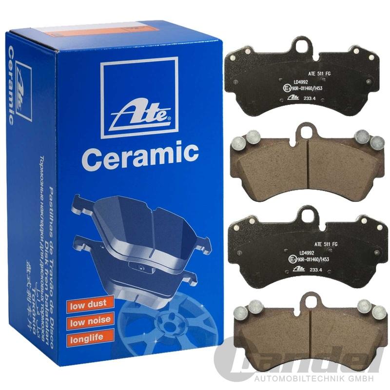 ATE Ceramic Bremsbeläge vorne Audi A6 A7 Q5