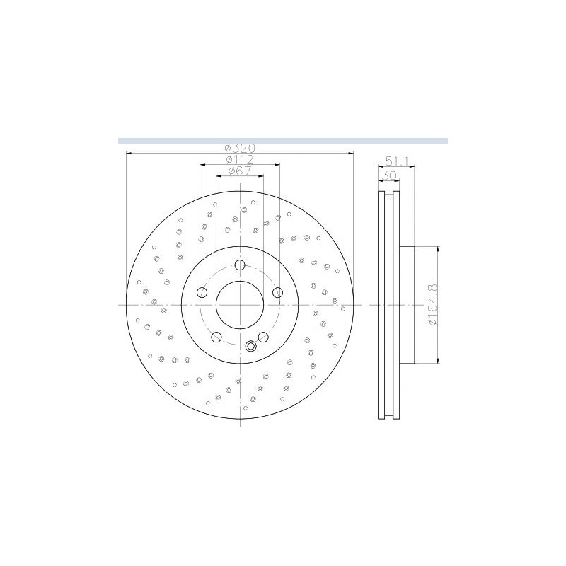 4x TEXTAR Bremsbeläge vorne für MERCEDES-BENZ A KLASSE B CLA Coupé 2486901